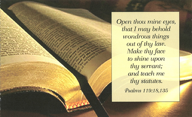 Search the Scriptures  2