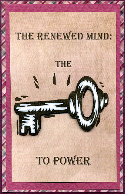 Transformed by the Renewed Mind 1