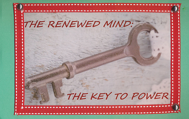 Transformed by the Renewed Mind 7
