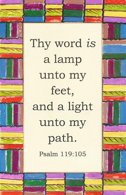 Let the Word Speak 08