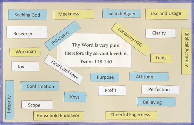 Let the Word Speak 09