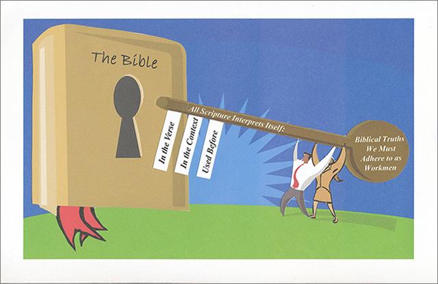 Keys to the Word's Interpretation 04