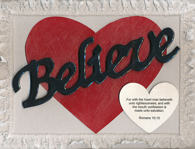 Believe and Receive 01