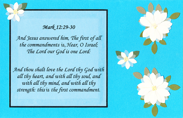 Loving and Serving the Lord 02