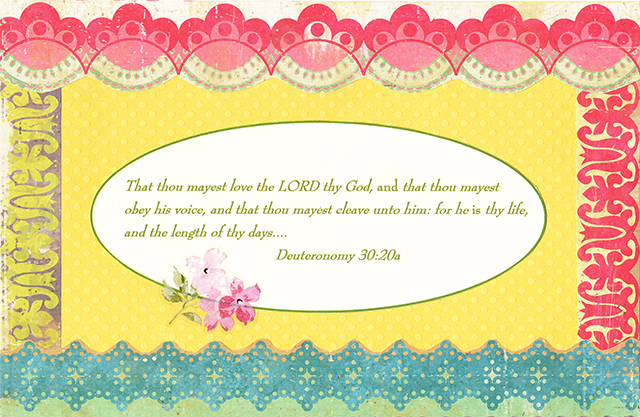 Loving and Serving the Lord 03