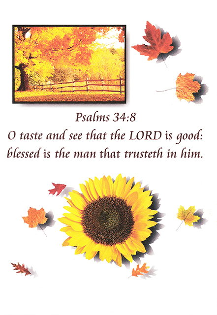 Praise and Thanksgiving 03