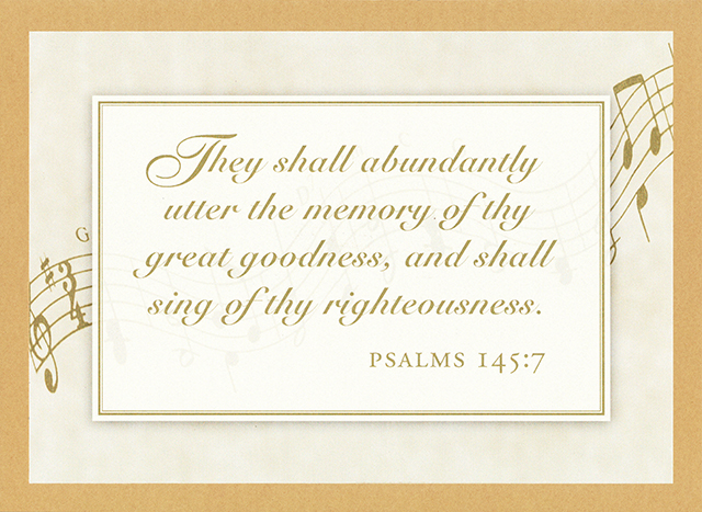 Righteousness and Peace 05