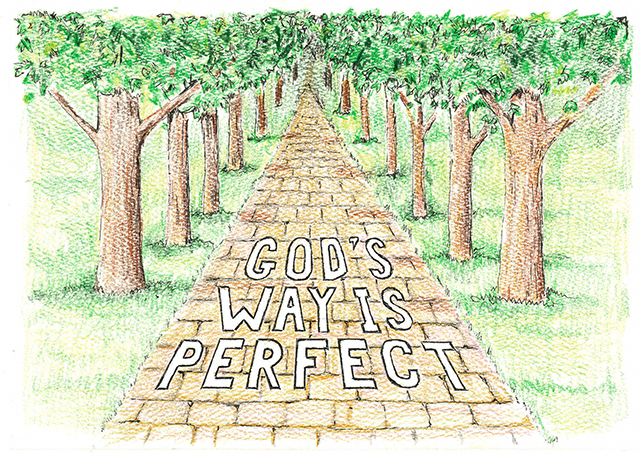 God's Way Is Perfect 01