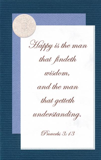Words of Wisdom 01