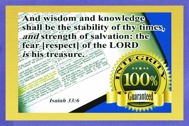 Words of Wisdom 04
