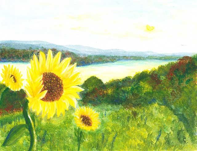Hearts Open Like Sunflowers 05