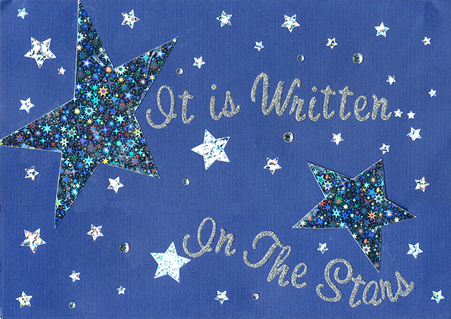 It Is Written in the Stars 01