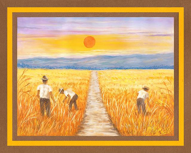 An Abundant Harvest 02