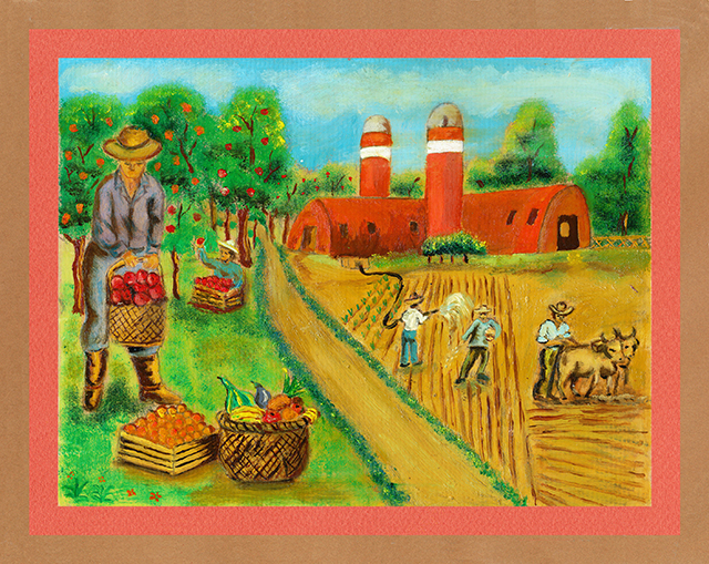 An Abundant Harvest 03
