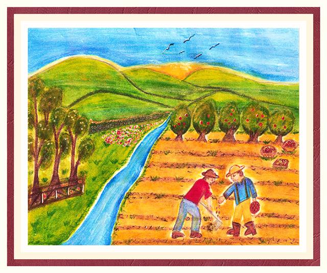 An Abundant Harvest 05