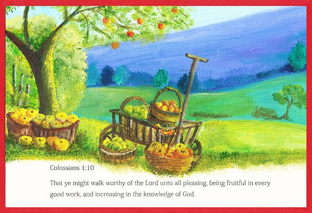 Let Your Fruit Shine Through 01