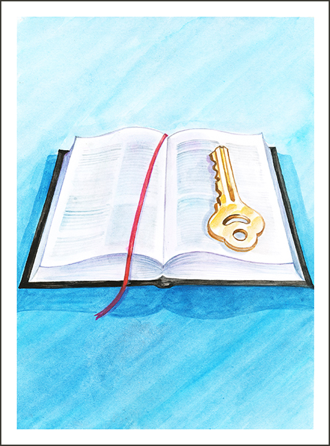 The Scriptures Are the Key to Living Life Abundantly 01