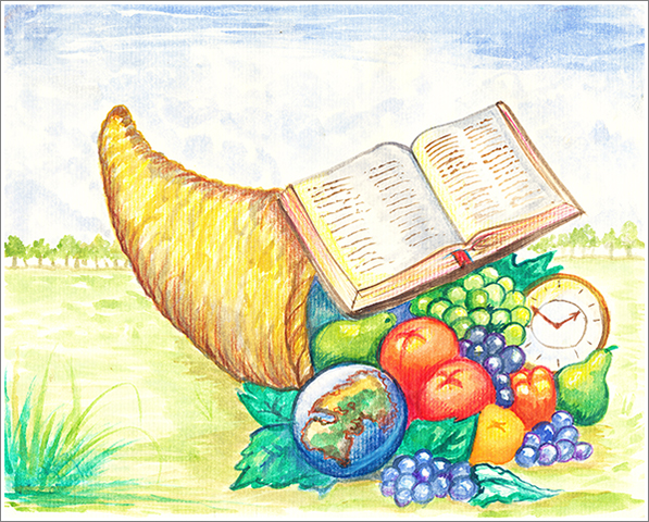 An Abundant Harvest 06