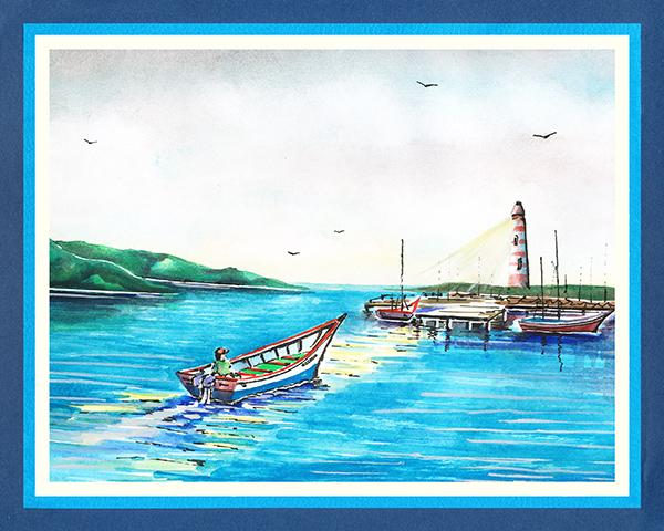 Quiet Seas 08