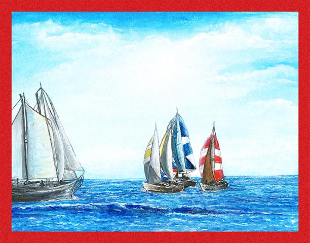 Quiet Seas 10