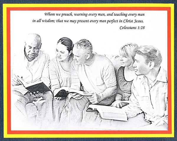 Delight in God's Word 18