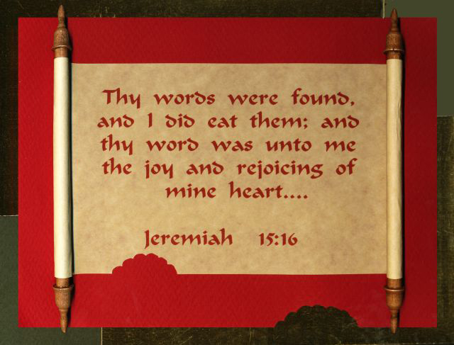 Search the Scriptures 11