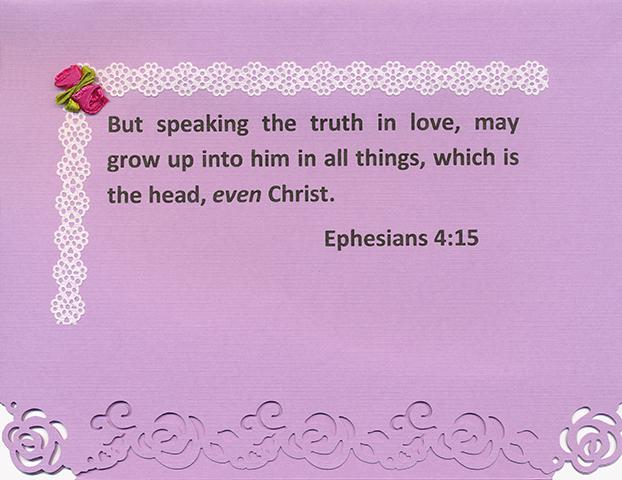 Gems from Ephesians 10