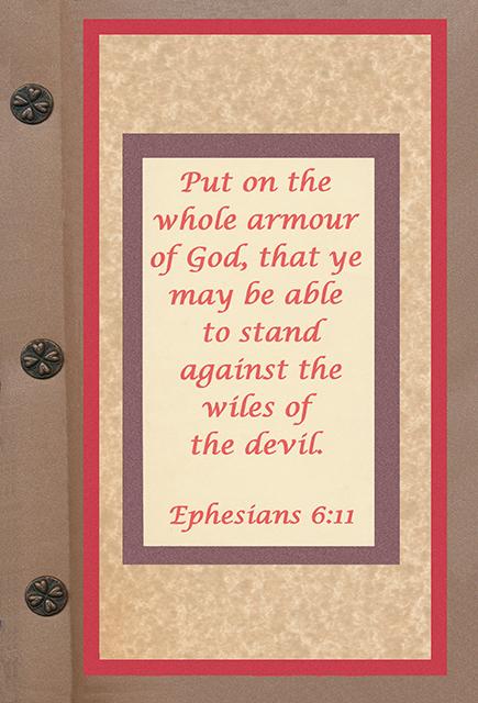 Gems from Ephesians 14