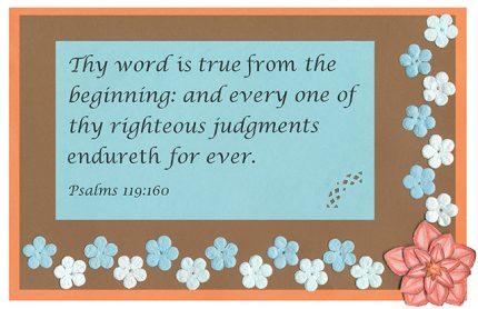 Let the Word Speak 14